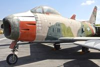 53-1351 @ KCNO - At Planes of Fame Museum , Chino California