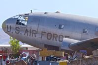 44-77559 @ KCNO - At Planes of Fame Museum , Chino California