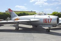 1617 @ KCNO - At Planes of Fame Museum , Chino California