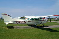 C-FACG @ CNC3 - Cessna 172P Skyhawk [172-75347] Brampton~C 23/06/2005 - by Ray Barber