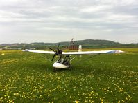 D-MDHE - Caught on the airfield Detmold/germany - by St Sieker