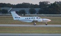 N513JN @ ORL - Cessna 421C