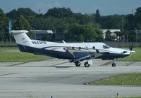 N543PB @ ORL - Pilatus PC-12