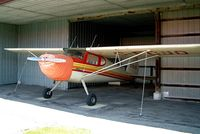 C-FGJO @ CNC3 - Cessna 140 [14448] Brampton~C 23/06/2005 - by Ray Barber