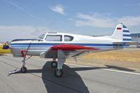 N918TM @ KSEE - Static Park - 2013 Wings over Gillespie Airshow , San Diego , CA