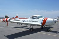 N344J @ KSEE - Static Park - 2013 Wings over Gillespie Airshow , San Diego , CA