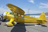 N5604V @ KSEE - Static Park - 2013 Wings over Gillespie Airshow , San Diego , CA