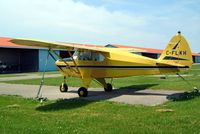 C-FLKH @ CNC3 - Piper PA-22-150 Tri-Pacer [22-6841] Brampton~C 23/06/2005 - by Ray Barber