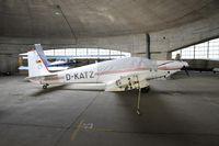 D-KATZ @ EBGB - parked in the hangar - by Thomas Thielemans