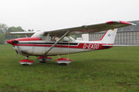 D-EADO @ LOAN - Visitor Cessna - by Loetsch Andreas