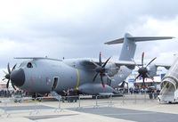0008 @ LFPB - Airbus A400M for the Armee de l'Air at the Aerosalon 2013, Paris - by Ingo Warnecke