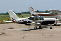 C-FTBG @ CNC3 - Socata TB-20 Trinidad GT [2044] Brampton~C 23/06/2005 - by Ray Barber