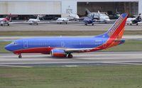 N665WN @ TPA - Southwest 737-300