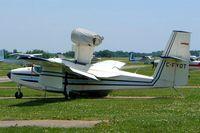 C-FVQT @ CNC3 - Colonial C-1 Skimmer [19] Brampton~C 23/06/2005 - by Ray Barber