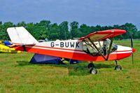 G-BUWK @ LFLV - Rans S.6-116 Coyote II [PFA 204A-12448] Vichy~F 08/07/2006 - by Ray Barber