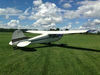 N2782C @ 40I - Red Stewart Airfield, Waynesville, Ohio - by Bill Gideon