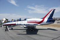 N439ML @ KSEE - At 2013 Wings Over Gillespie Airshow , San Diego , California