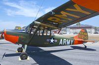 N305MV @ KSEE - At 2013 Wings Over Gillespie Airshow , San Diego , California