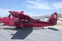 N663G @ KSEE - At 2013 Wings Over Gillespie Airshow , San Diego , California