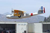 N427CV @ KSEE - At 2013 Wings Over Gillespie Airshow , San Diego , California
