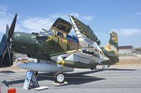 N39147 @ KSEE - At 2013 Wings Over Gillespie Airshow , San Diego , California