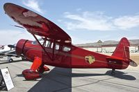 N663H @ KSEE - At 2013 Wings Over Gillespie Airshow , San Diego , California