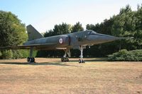 4 @ LFDN - Dassault Mirage IV-A,  Rochefort-St Agnant AB 721 (LFDN-RCO) - by Yves-Q