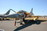 44 @ LFDN - Dassault Mirage 2000-5F, Rochefort-St Agnant AB 721 (LFDN-RCO) - by Yves-Q