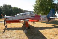 477 @ LFDN - Embraer EMB-312F Tucano, Rochefort-St Agnant AB 721 (LFDN-RCO) - by Yves-Q