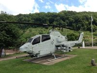 66-15307 - 66-15307 AH-1, Helicopter, Attack, Cobra Brooke-Hancock County Veterans Memorial Weirton WV - by Trevor Colwes