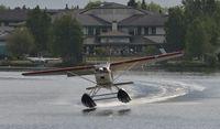 N1729C @ PALH - Departing Lake Hood