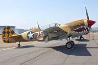 N85104 @ KSEE - At 2013 Wings Over Gillespie Airshow , San Diego , California