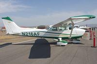 N216AF @ KSEE - At 2013 Wings Over Gillespie Airshow , San Diego , California