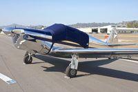 N78103 @ KSEE - At 2013 Wings Over Gillespie Airshow , San Diego , California