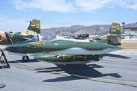 N370ML @ KSEE - At 2013 Wings Over Gillespie Airshow , San Diego , California