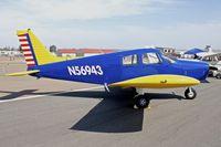 N56943 @ KSEE - At 2013 Wings Over Gillespie Airshow , San Diego - California