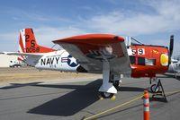 N928C @ KSEE - At 2013 Wings Over Gillespie Airshow in San Diego , California