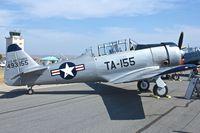 N16JV @ KSEE - At 2013 Wings Over Gillespie Airshow in San Diego , California