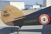 N991H @ KSEE - At 2013 Wings Over Gillespie Airshow in San Diego , California