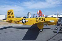 N4738C @ KSEE - At 2013 Wings Over Gillespie Airshow in San Diego , California