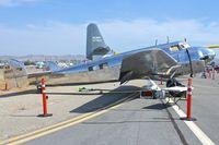 N1602D @ KSEE - At 2013 Wings Over Gillespie Airshow in San Diego , California