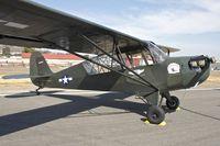 N36687 @ KSEE - At 2013 Wings Over Gillespie Airshow in San Diego , California