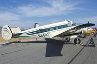 N404T @ KSEE - At 2013 Wings Over Gillespie Airshow in San Diego , California