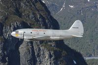 N1822M @ INFLIGHT - Everts Air Fuel Curtiss C46
