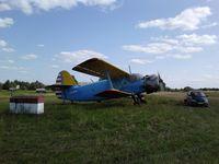 LY-APV - Antonov @ rapla airfield - by V.T