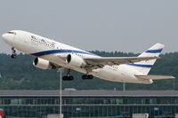 4X-EAF @ ZRH - El Al - by Joker767