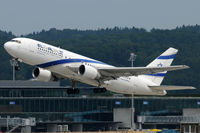 4X-EAF @ ZRH - El Al - by Chris Jilli