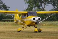 G-AWLI photo, click to enlarge