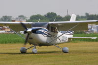 N2231F @ EGBR - at the Real Aeroplane Club's Wings & Wheels fly-in, Breighton - by Chris Hall