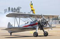 N450SR @ KSEE - At 2013 Wings Over Gillespie Airshow in San Diego , California